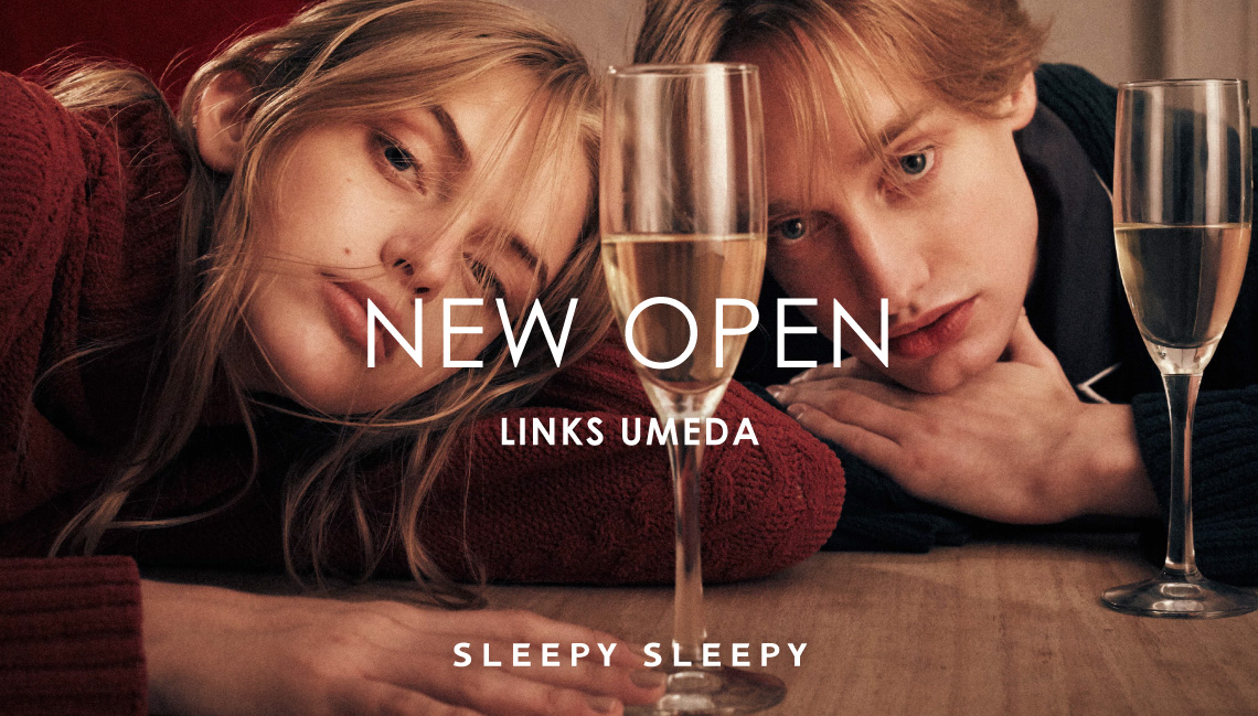 SLEEPY SLEEPYLINKS UMEDA店